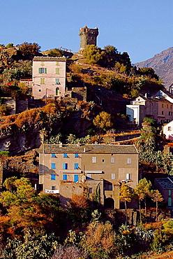 Nonza, Haute-Corse, Corsica, France