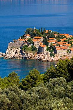 Sveti Stefan Montenegro Balkans Europe