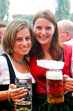 Octoberfest, Munich, Germany
