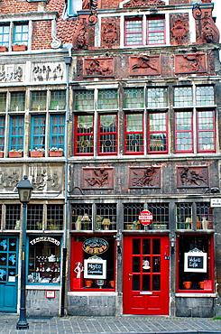 Belgium, Flanders, Ghent