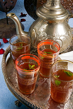 Arabic Mint tea