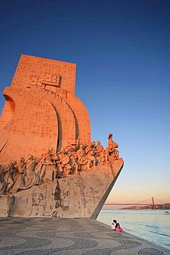 Monument to the Discoveries Padrao dos Descobrimentos, Lisbon, Portugal