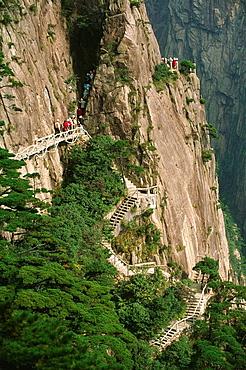 Huangshan mountains, anhui, China
