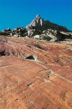 Bronze Age petroglyphs, Vallee des Merveilles, Mercantour National Park, Alpes-Maritimes, France