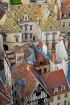 Old Dijon, Cotes dOr, France