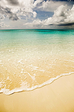 Beautiful beach areas of Grace Bay in Provodenciales, Turks and Caicos