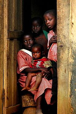 Bwindi village, Uganda