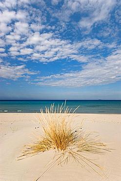 Porto Pino beach, Sardinia, Italy