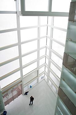 Aquarium pavilion, Expo Zaragoza 2008, Zaragoza, Aragon, Spain