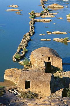 Guadiana River, Alentejo, Portugal.