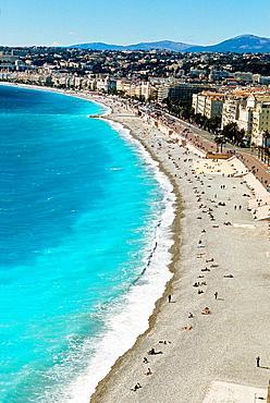 Nice, Promenade des Anglais, Alpes-Maritimes, 06, PACA, French Riviera, France, Europe