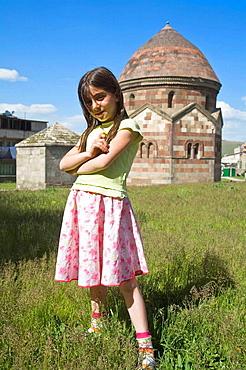 Uc Kumbetler - Three Tombs, Erzurum, Anatolia, Turkey