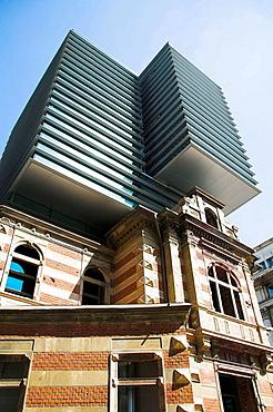 Romanian Architects Association Headquarters, Former Secret Police Office, Str Dobrescu and Boteanu, Bucharest, Romania