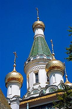 Saint Nikolai Russian Church, Sofia, Bulgaria