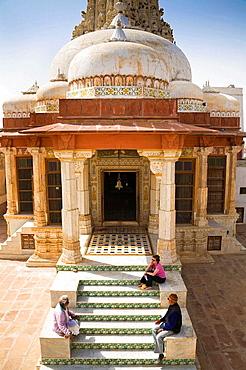 Bhandasar Jain Temple, Bikaner, Rajasthan, India