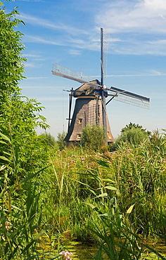 Kinderdijk, Windmills, Netherlands, Unesco World Heritage Site