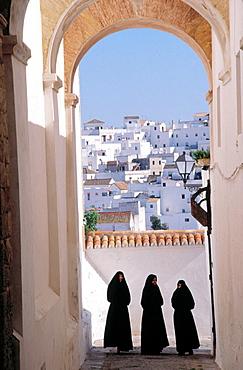 Arcos de las Monjas, Vejer de la Frontera, Cadiz province, Spain