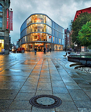 Commercial Gallery in the Center of Erfurt