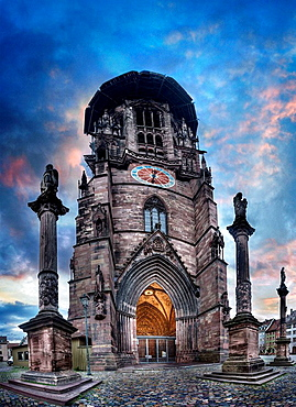 Freiburg Cathedral, Black Forest, Germany