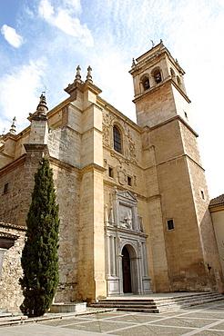 San Jeronimo monastery, Granada, Andalucia, Spain