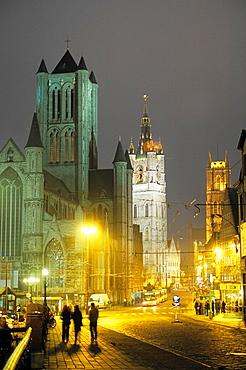 Cathedral of Saint Bavon, Gent, Belgium