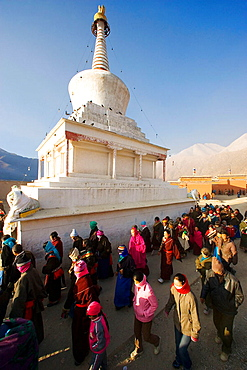 Labrang Monastery, Gannan Tibetan Autonomous Prefecture, Gansu province, China
