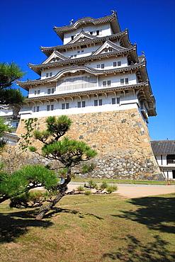 Himeji Castle, Himeji Japan
