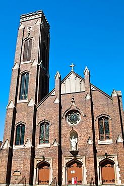 Church on Oxford Street, Darlinghurst, Sydney, NSW, Australia