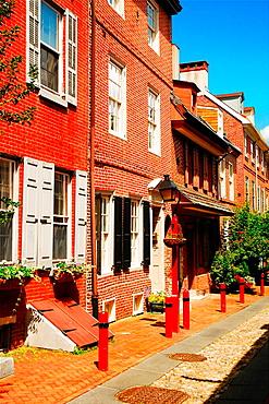 Philadelphia, Elfreths Alley