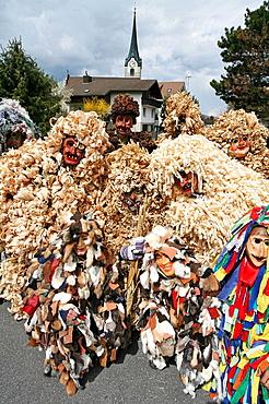 Switzerland, Europe, Oberriet village, town, Oberriet, canton St. Gallen, Easter tradition, Easter monday, Eierlesefes. Switzerland, Europe, Oberriet village, town, Oberriet, canton St. Gallen, Easter tradition, Easter monday, Eierlesefes