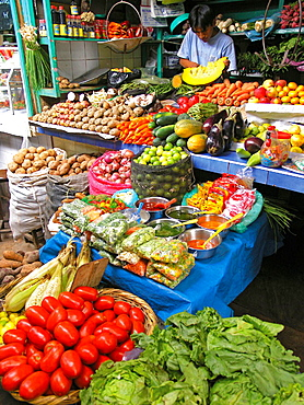 Jesus Maria market, Lima, Peru.