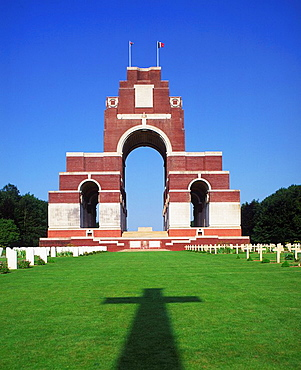 Thiepval Memorial, Somme, Picardy, France. Thiepval Memorial, Somme, Picardy, France