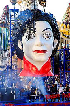 Viareggio carnival, Lucca, Tuscany, Italy