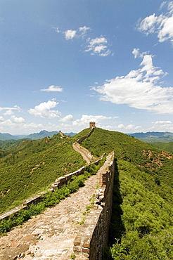 Simatai section, Great Wall, China