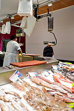 Ribera Market Bilbao Biscay, Basque Country Spain