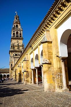 Mezquita Catedral, Cordoba, Andalucia, Spain