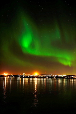 Northern Lights, Reykjavik, Iceland
