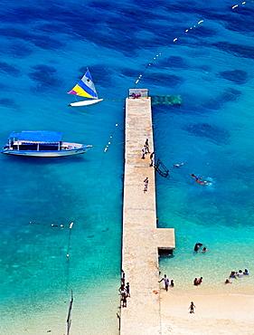 Beach, Montego Bay, Jamaica, Caribbean