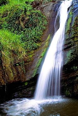 Concord Falls, Grenada, Caribbean