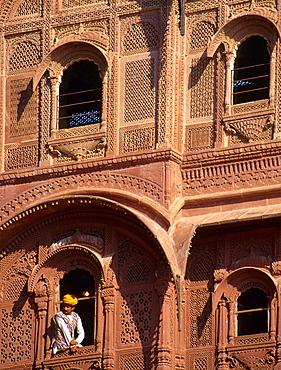 India Jodhpur Meherangarh Fort