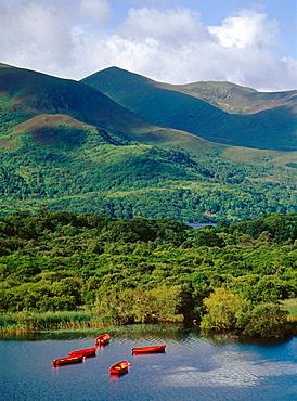 Lough Leane, Killarney National Park, Ireland