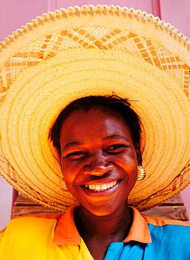 Girl, Montego Bay, Jamaica (West Indies)