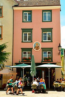 Bad Saeckingen, old town