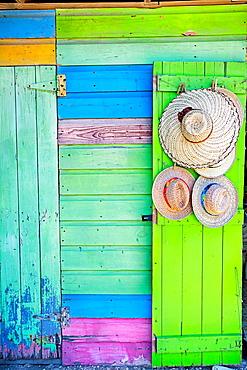 Tourist shop, Montego Bay, Jamaica, West Indies, Caribbean, Central America.