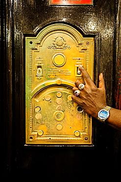 Elevator, Camaguey, Cuba.