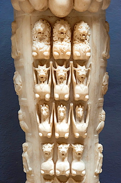 Artemis statue, Body detail, Selcuk archaeological museum, Izmir Province, Aegean Region, Turkey