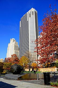 Citygarden Park St  Louis MO Missouri