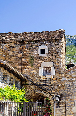 Small village of Bestue, Huesca, Aragon  Spanish Pyrenees