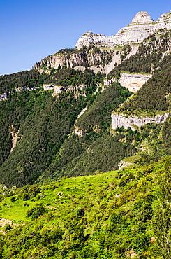 Ordesa & Monte Perdido National Park, Huesca, Aragon, Spain Pyrenees