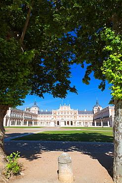 Aranjuez, Comunidad de Madrid, Spain  The Royal Palace